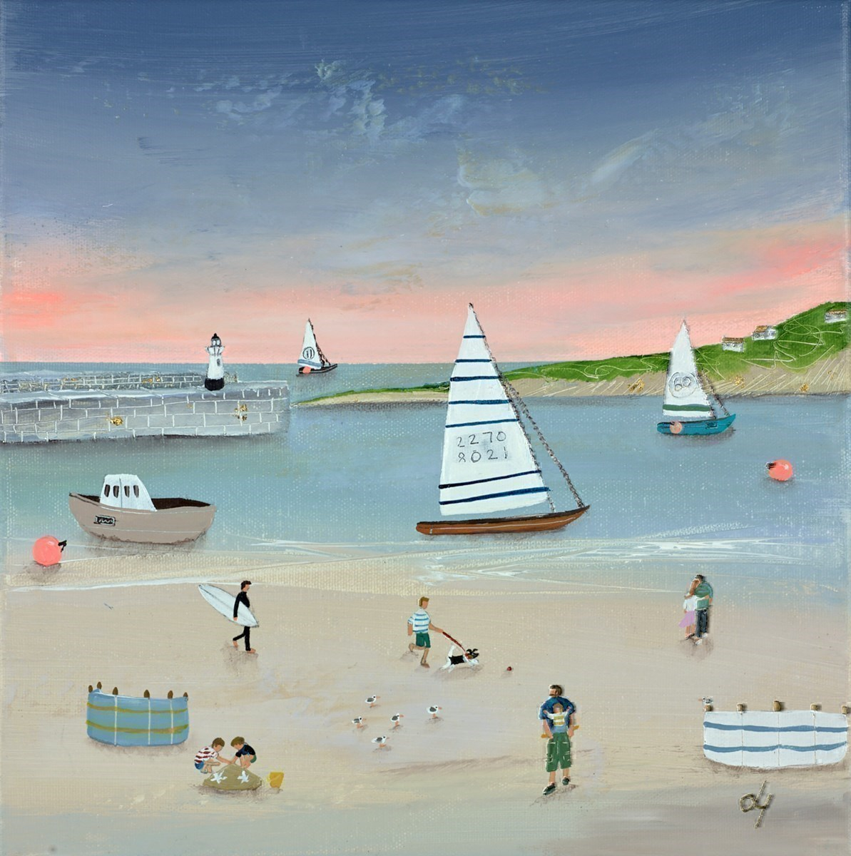 Sandcastles 'n' Sails